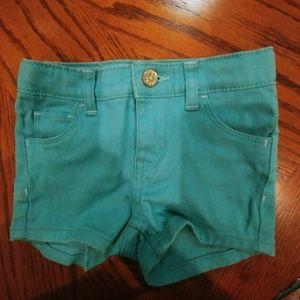 Toddler Levis Shorts